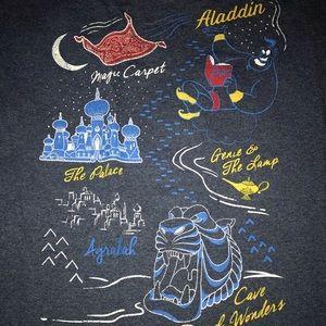 Disney Aladdin T-shirt Size XL
